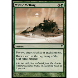 Magic löskort: Coldsnap: Mystic Melting