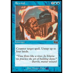 Magic löskort: Urza's Saga: Rewind