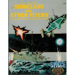 Space 1889: Ironclads and Ether Flyers (begagnad)