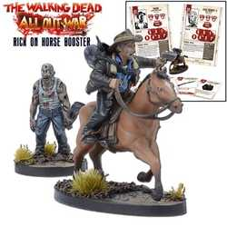 The Walking Dead: All Out War - Rick on Horse Booster