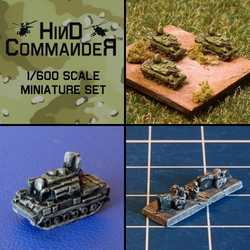 Hind Commander: Soviet/Russian AA pack 1