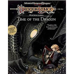 ADD 2nd ed: Dragon Lance: Time of the Dragon (1989)