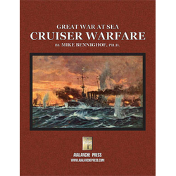 Great War at Sea: Cruiser Warfare (rulebook, final edition)