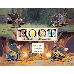 Root: The Underworld Expansion (KS-edition)