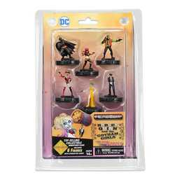 Heroclix: Harley Quinn and the Gotham Girls Fast Forces