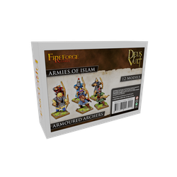 Fireforge: Armies of Islam - Armoured Archers  (resin)
