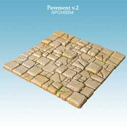Spellcrow: Pavement (ver.2)