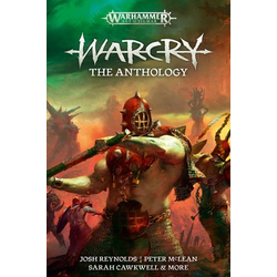 Warcry: the Anthology