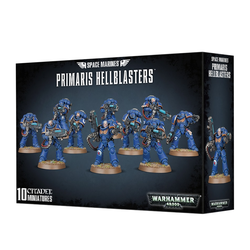 Space Marines Primaris Hellblasters (10)