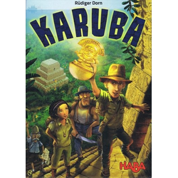 Karuba: the Boardgame