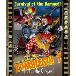 Zombies!!! 7: Send in the Clowns Expansion