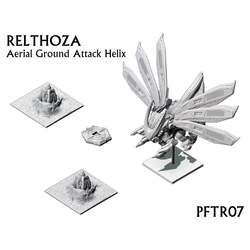 Firestorm Planetfall - The Relthoza Ground Attack Helix