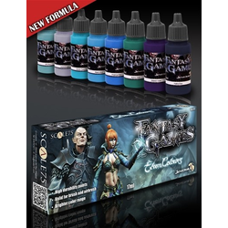Scale 75: Fantasy & Games - Elven Colours Paint Set