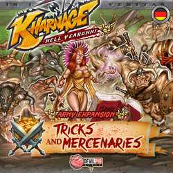 Kharnage: Tricks & Mercenaries