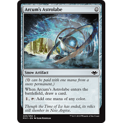 Magic löskort: Modern Horizons: Arcums Astrolabe