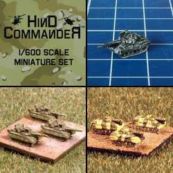 Hind Commander: Soviet/Russian Armour pack 2