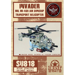SSU Invader Transport Helicopter