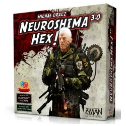 Neuroshima Hex! 3.0 Ed.