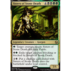 Magic löskort: Guild Kits: Sisters of Stone Death