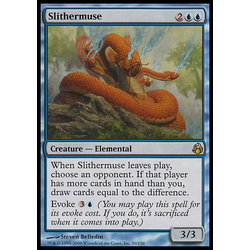 Magic löskort: Morningtide: Slithermuse