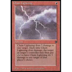 Magic löskort: Legends: Chain Lightning