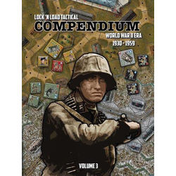 Lock 'n Load Tactical: Compendium Volume 3 World War 2 Era