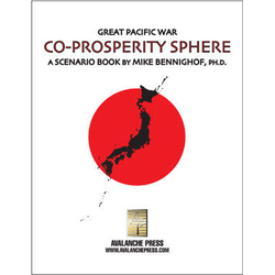 The Great Pacific War: Co-Prosperity Sphere