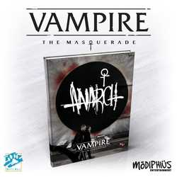 Vampire: The Masquerade (5th ed) - The Anarch Sourcebook
