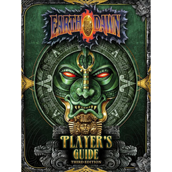 Earthdawn 3rd ed: Player's Guide