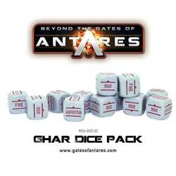 Beyond the Gates of Antares: Dice Pack Ghar