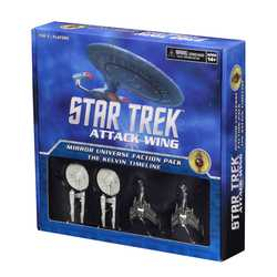 Star Trek: Attack Wing: Mirror Universe Faction Pack - The Kelvin Timeline