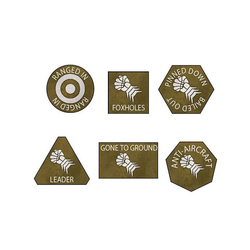 Armoured Fist Tokens (x 20)