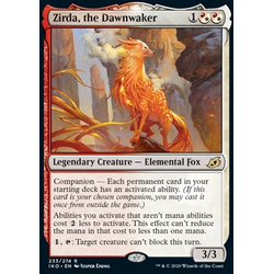 Magic löskort: Ikoria: Lair of Behemoths: Zirda, the Dawnwaker