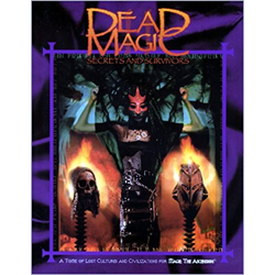 Mage, The Ascension: Dead Magic II: Secrets and Survivors