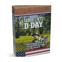 Sergeants D-Day: US Paratrooper Glider Rifle Leader