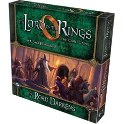 Lord of the Rings LCG: The Road Darkens