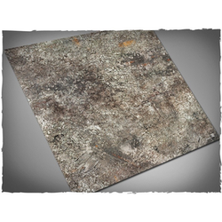 DCS Game Mat Urban Ruins 3x3 ~ 91,5x91,5cm (Mousepad)