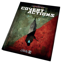 World War Cthulhu: Covert Actions