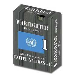 Warfighter: Expansion 31 - United Nations 1