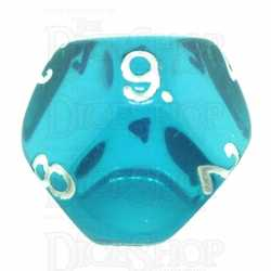 Impact Dice D9 - Translucent Blue