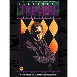 Vampire: The Masquerade: Clanbook, Tremere