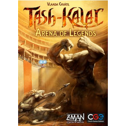 Tash-Kalar: Arena of Legends (1st printing)