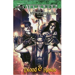 Vampire: The Masquerade: Vol. One: Blood and Roses (Grafic Novel, Begagnad) )