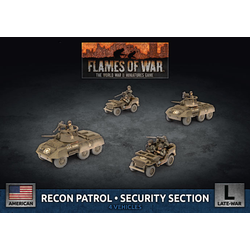 American Recon Patrol Security Section (plastic)