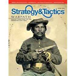 Strategy & Tactics: Issue 291, Warpath