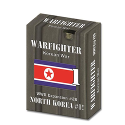 Warfighter WWII: Expansion 26 - North Korea 1