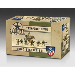 Allies USMC Starter Set - Taskforce Diver