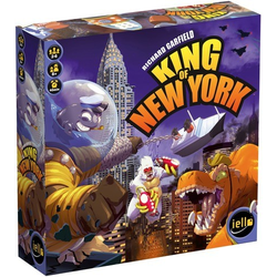 King of New York (eng. regler)