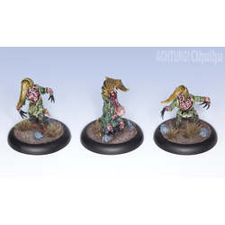 Achtung! Cthulhu: Servitors of Nyarlathotep