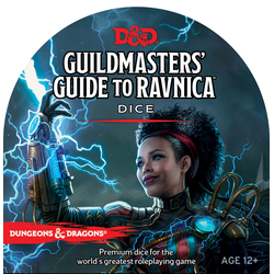 D&D 5.0: Guildmaster's Guide to Ravnica Dice